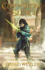 City of Stone and Silence (The Wells of Sorcery Trilogy, #2)