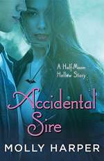 Accidental Sire (Half Moon Hollow, #6)