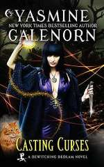 Casting Curses (Bewitching Bedlam #5)