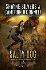 Salty Dog (Phantom Queen Diaries, #7)