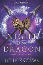 Night of the Dragon (Shadow of the Fox, #3)