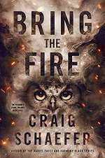 Bring the Fire (The Wisdom's Grave Trilogy #3)