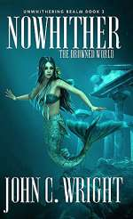 Nowhither: The Drowned World (The Unwithering Realm, #2)