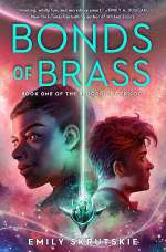 Bonds of Brass (The Bloodright Trilogy, #1)