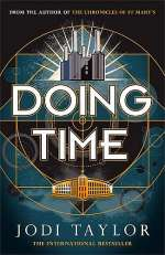Doing Time (The Time Police, #1)