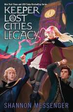 Legacy (Keeper of the Lost Cities #8)