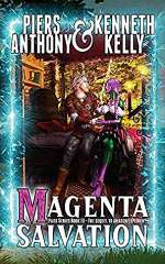 Magenta Salvation (Pakk Trilogy, #3)