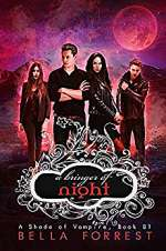 A Bringer of Night (A Shade of Vampire, #81)