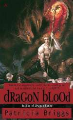 Dragon Blood (Hurog Duology, #2)