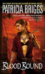 Blood Bound (Mercy Thompson #2)