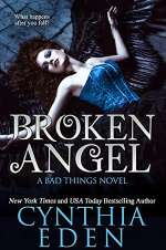 Broken Angel (Bad Things, #4)