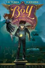 The Boy Who Knew Everything (Piper McCloud, #2)