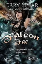 Falcon Fae (The World of Fae, #9)