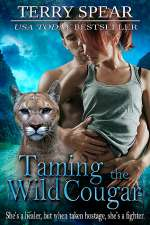 Taming the Wild Cougar (Heart of the Cougar, #3)