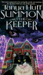 Summon the Keeper (The Keeper's Chronicles, #1)