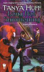 Long Hot Summoning (The Keeper's Chronicles, #3)