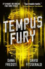 Tempus Fury (Time Shards, #3)