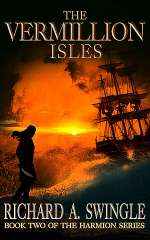 The Vermillion Isles (Harmion, #2)