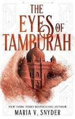 The Eyes of Tamburah (Archives of the Invisible Sword, #1)