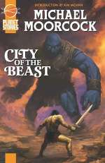 City of the Beast (Warrior of Mars, #1)