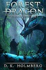 Forest Dragon (The Dragon Misfits #3)