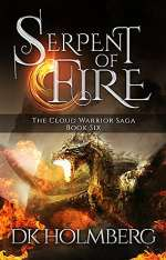 Serpent of Fire (The Cloud Warrior Saga, #6)
