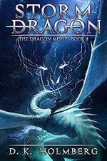 Storm Dragon (The Dragon Misfits #4)