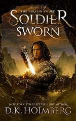 Soldier Sworn (The Teralin Sword, #3)