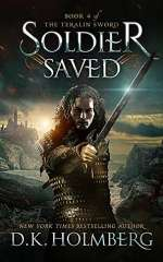 Soldier Saved (The Teralin Sword, #4)