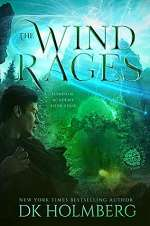 The Wind Rages (Elemental Academy, #4)