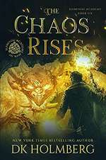The Chaos Rises (Elemental Academy, #6)