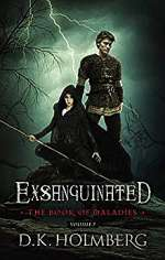 Exsanguinated (The Book of Maladies, #7)