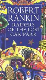 Raiders of the Lost Car Park (Cornelius Murphy #2)