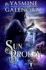 Sun Broken (The Wild Hunt, #9)