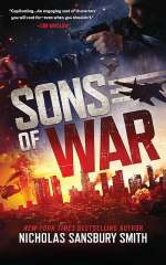 Sons of War (Sons of War, #1)