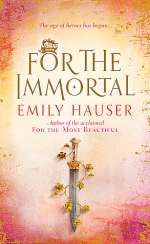 For the Immortal (Golden Apple Trilogy, #3)