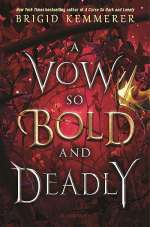 A Vow So Bold and Deadly (The Cursebreaker #3)
