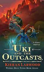 Uki and the Outcasts (The Five Realms, #4)