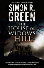 The House on Widows Hill (Ishmael Jones Mysteries, #9)