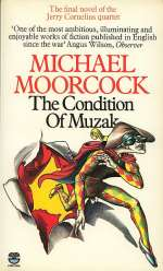 The Condition of Muzak (The Cornelius Quartet #4)