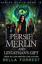 Persie Merlin and Leviathan's Gift (Harley Merlin, #18)