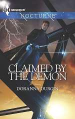 Claimed by the Demon (Demon Blade, #2)