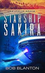Starship Sakira (Delphi in Space, #1)