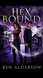Hex Bound (Hillcrest Supernaturals, #3)