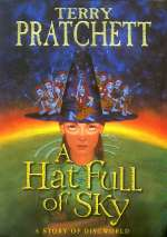 A Hat Full of Sky (Discworld (for young readers), #3)
