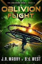 Oblivion Flight (The Oblivion Saga, #2)