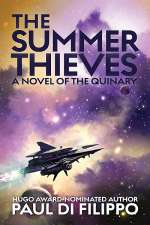 The Summer Thieves (Quinary #1)