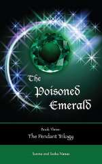 The Poisoned Emerald (The Pendant Trilogy, #3)