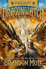 Champion of the Titan Games (Fablehaven Adventures: Dragonwatch, #4)