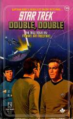 Double, Double (Star Trek: The Original Series (numbered novels), #45)